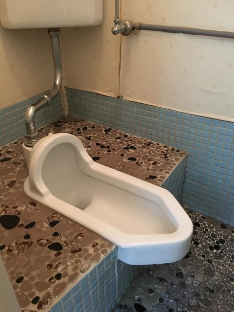 トイレ 和 式